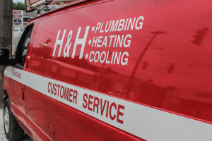 H & H Plumbing Heating Cooling in Mansfield, OH
